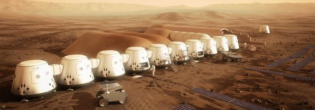 Мусульманам запретили селиться на Марсе