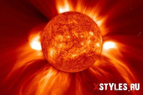 На Земле произошла самая сильная за полгода магнитная буря.