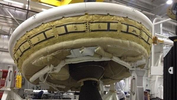 NASA испытает на Гавайях парашют для Марса