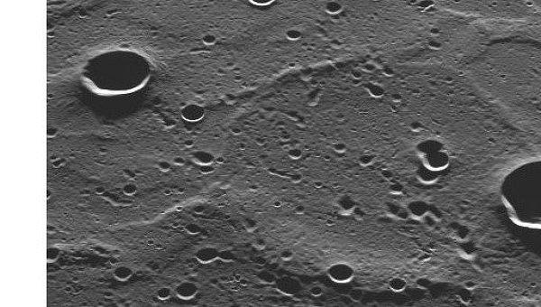 НАСА: падение «Мессенджера» создаст на Меркурии 16-метровый кратер
