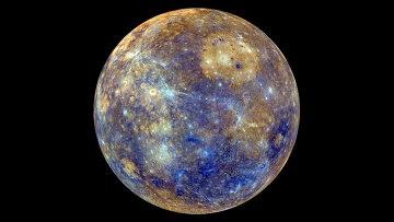 "НАСА: падение ""Мессенджера"" создаст на Меркурии 16-метровый кратер"