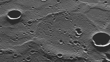 """Зонд """"Мессенджер"""" завершил свою научную миссию падением на Меркурий"""