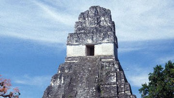 Археолог: изменения климата погубили древние города Мексики