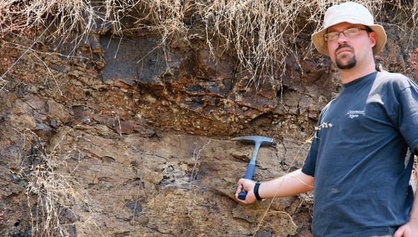 Метеорит убийца динозавров вызвал серию извержений вулканов в Индии