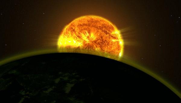 Астрономы нашли невозможно крупную экзопланету в созвездии Зайца