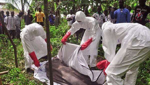 Вирусологи нашли «ахиллесову пяту» у вируса лихорадки Эбола