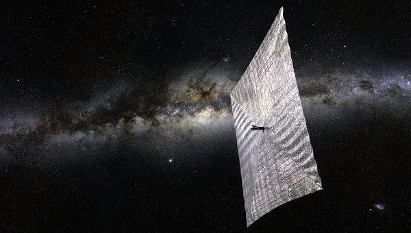 Зонд Lightsail передал селфи на Землю