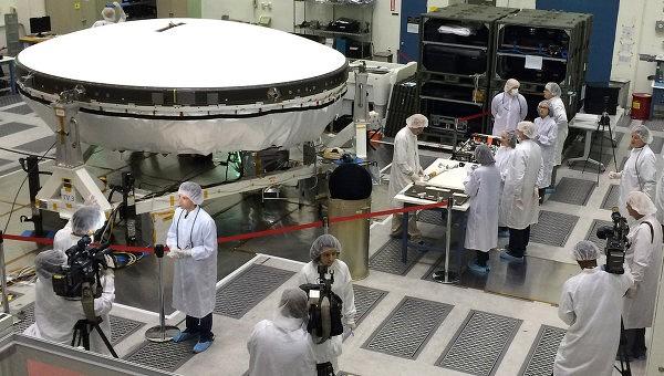 """Парашют """"летающей тарелки"""" LDSD все же раскрылся, считают в НАСА"""