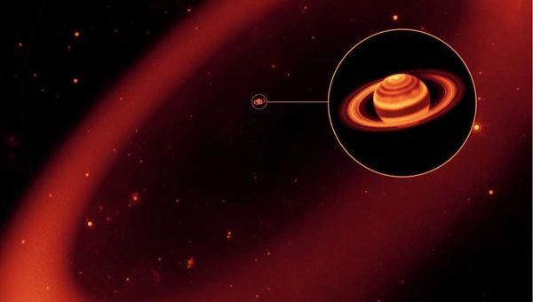 Планетологи «померили» гигантское последнее кольцо Сатурна