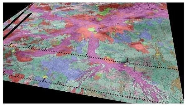 Обнаружены новые доказательства вулканической активности на Венере