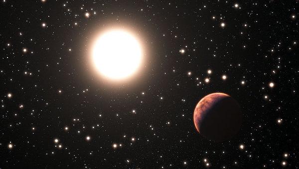 Ученые впервые «напрямую» увидели пары воды в атмосфере экзопланеты