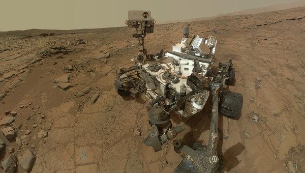 Ученые подозревают, что Curiosity занес земные бактерии на Марс