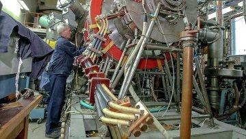 В Германии построили самый большой в мире термоядерный стелларатор