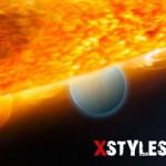 Астрономы обнаружили «падающую планету»