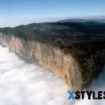 Легенда о плато Рорайма