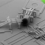MEMS наноинъектор — самый маленький в мире медицинский шприц для проведения генетических модификаций