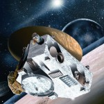 НАСА: зонд New Horizons «рассмотрел» полярную шапку на Плутоне