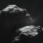 «Гантель» кометы Чурюмова-Герасименко