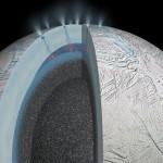 Планетологи: океан Энцелада оказался заполнен содой и солью