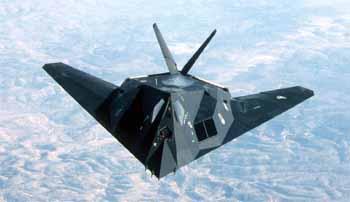 Охота на военную авиацию средствами Нло