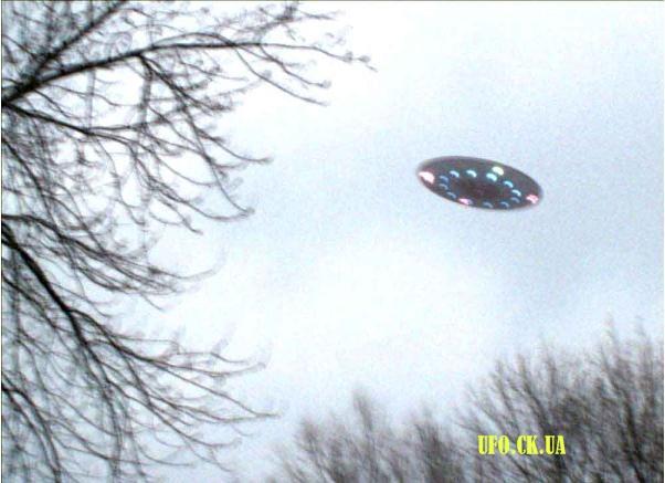 Самолет Alitalia чуть не столкнулся с НЛО