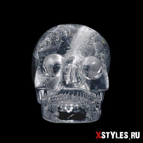Хрустальные черепа. Подарок майя?