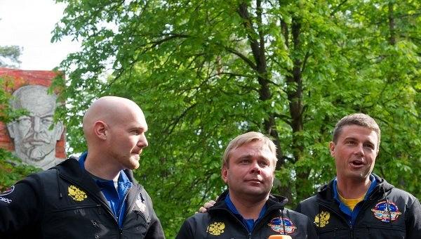 "Госкомиссия дала ""добро"" на старт экипажа ""Союз ТМА-13М"" к МКС"
