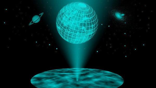 """Физики: вселенные-голограммы могут """"жить"""" в евклидовом пространстве"""