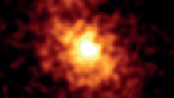 Астрономы нашли гигантское кладбище умерших звезд в центре Галактики