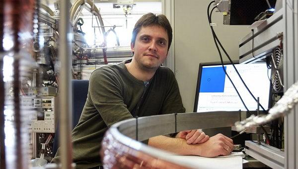 """Физики создали квантовую """"молекулу"""" из трех атомов гелия"""