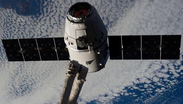 SpaceХ испытала аварийную эвакуацию пилотируемого корабля Dragon