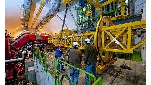 Большой адронный коллайдер достиг рекордного уровня мощности