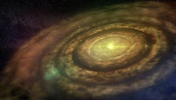 Формирование планет запускается еще до рождения звезд