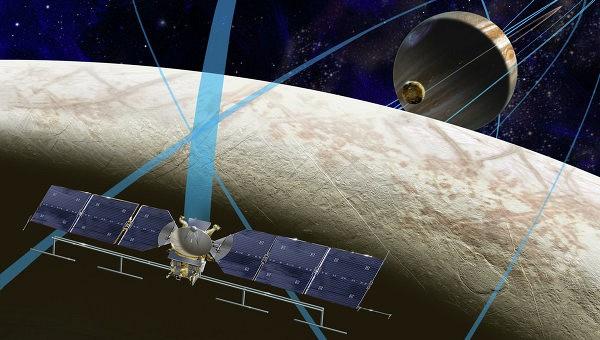 Ученые рассказали об инструментах зонда, который полетит к Европе
