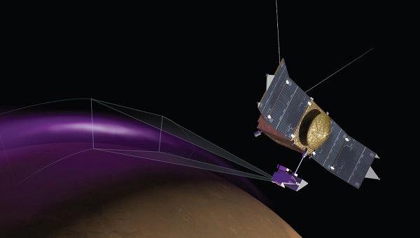 Земные микробы могут выживать при марсианском давлении воздуха