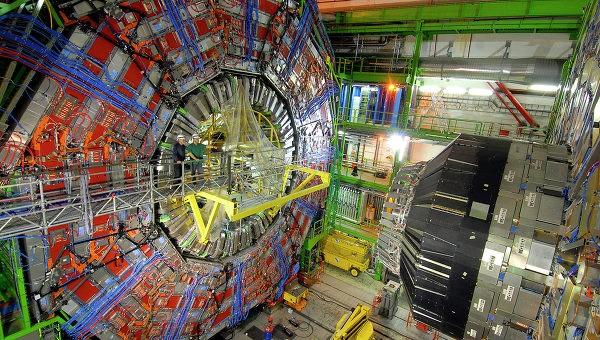 ЦЕРН: эксперименты в БАК по поиску темной материи начнутся 3 июня