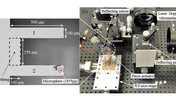 Физики создали нановесы, способные взвесить одну молекулу или клетку