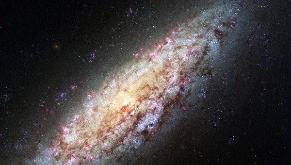 Астрофизики получили впечатляющее изображение галактики NGC 6503