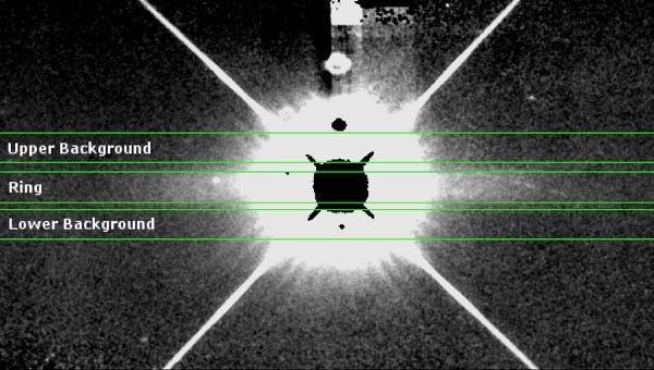 """Планетологи """"померили"""" гигантское последнее кольцо Сатурна"""