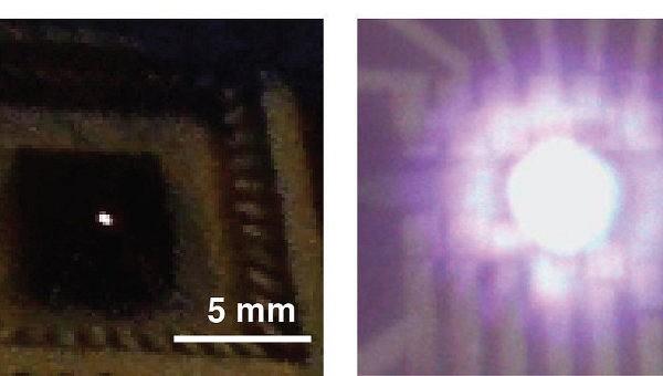 """Физики впервые создали графеновую """"лампочку"""" толщиной в атом"""