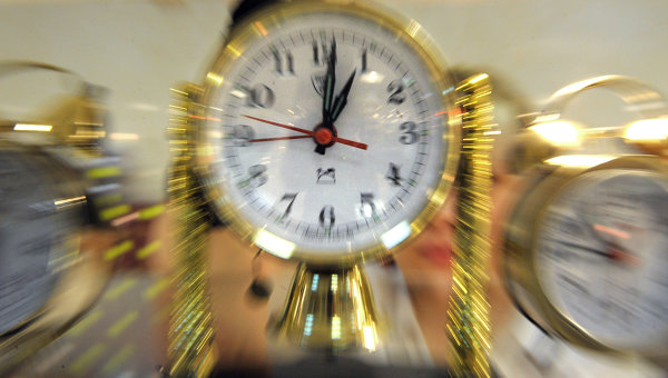Эксперты: единой концепции времени в современной науке нет