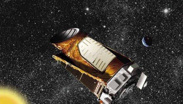 """""""Кеплер"""" нашел планету с постоянно """"качающейся"""" осью вращения"""