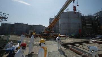 """Рекордно высокий уровень цезия обнаружен в грунтовых водах """"Фукусимы"""""""
