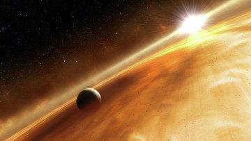 """Ученые впервые """"напрямую"""" увидели пары воды в атмосфере экзопланеты"""