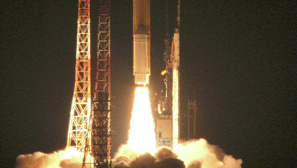 "Cпутник ""Дайти-2"" успешно запущен в Японии с космодрома Танэгасима"