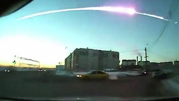 Россия может создать систему обнаружения метеоритов уже к 2030 году