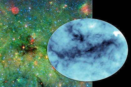 Ученые обнаружили «колыбель» 70 тысяч звезд