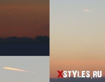 НЛО над Балаклавой